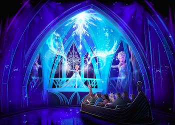 Frozen Ever After ©Disney