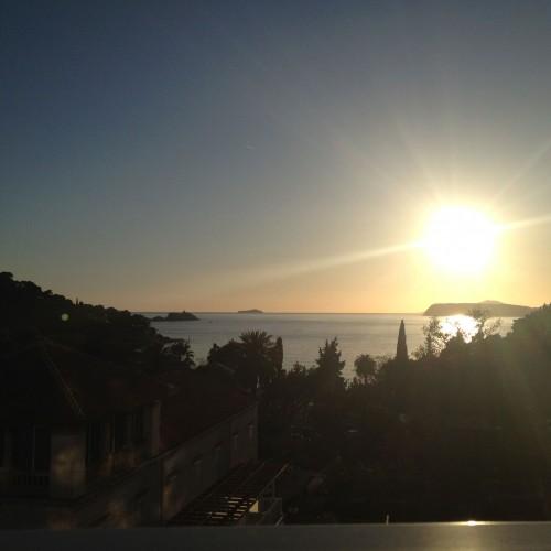 Lapad Cove, Dubrovnik, Croatia