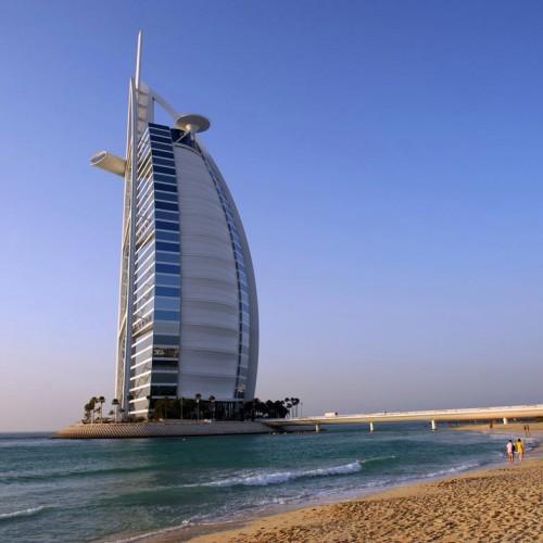 DUBAI LANDMARKS - Burj Al Arab