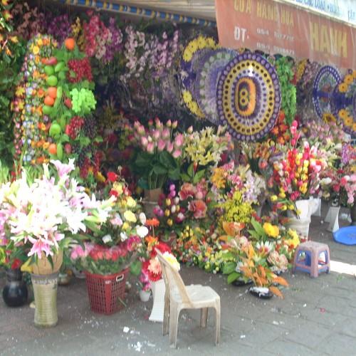 Hue - Flower shop