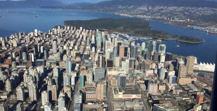 Seaplane Vancouver Canada