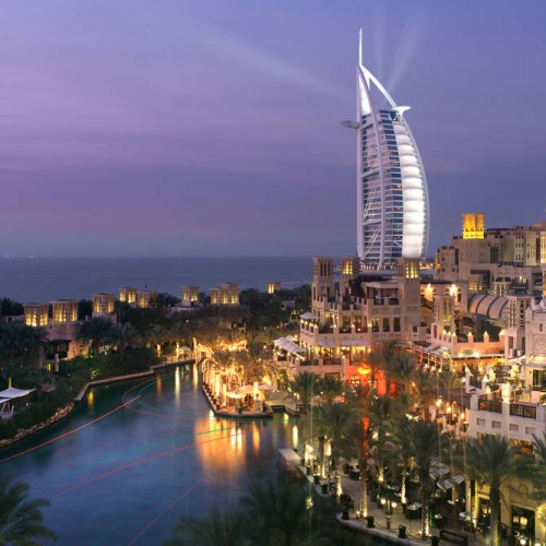 Madinat Jumeirah, Dubai