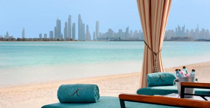Kempinski Hotel & Residences Palm Jumeirah, Dubai, United Arab Emirates