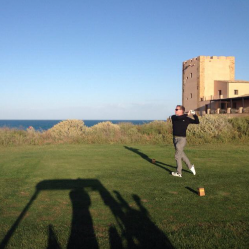 Golf, Verdura, Sicily, Italy