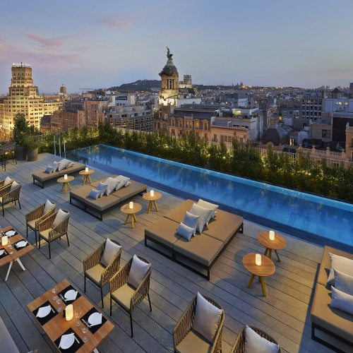 Mandarin Oriental, Barcelona, Spain