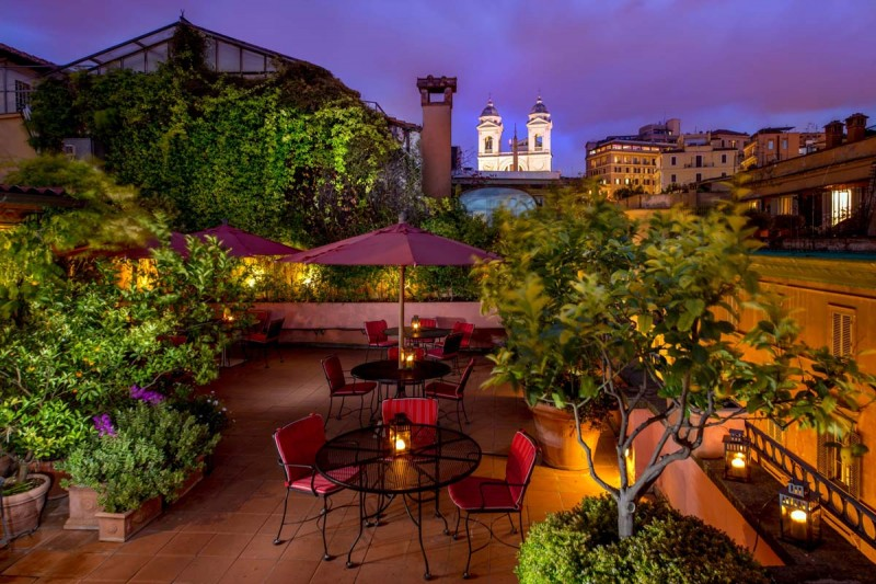 Hotel Near Spanish Steps Italy