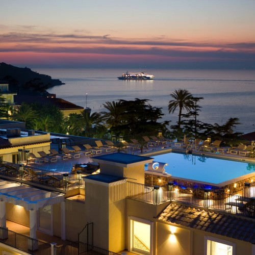 Grand Hotel La Favorita, Sorrento, Italy