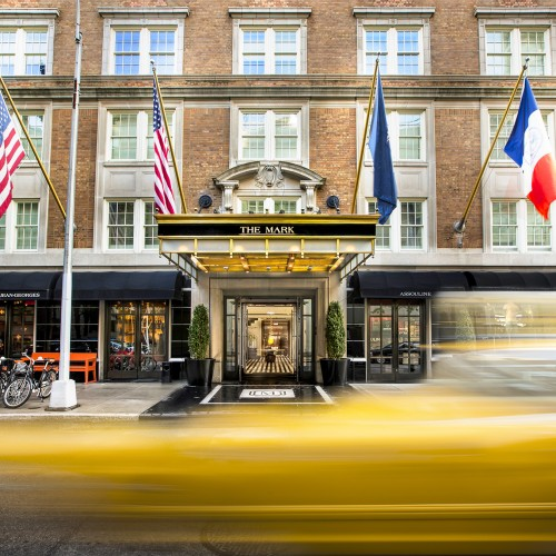 The Mark Hotel, New York Entrance