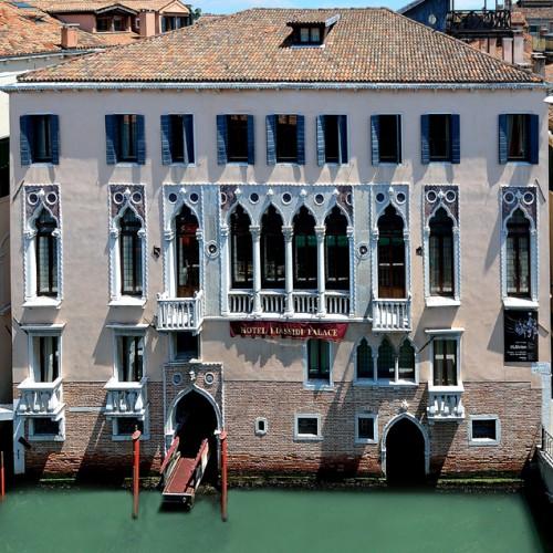 Liassidi Palace, Venice, Italy