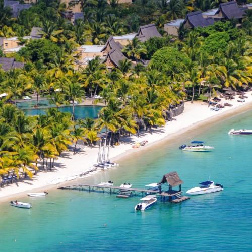 Trou aux Biches, Mauritius, Indian Ocean