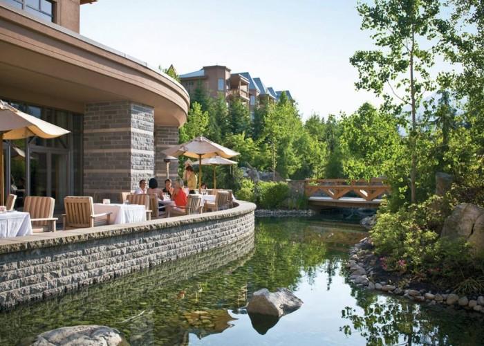 Four Seasons Blackcombe Whistler, Canada