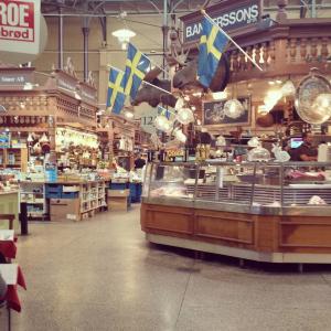 Saluhall, Stockholm, Sweden