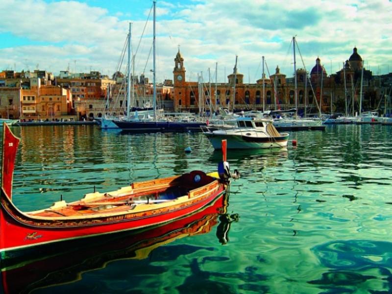 Vittoriosa Marina, Malta