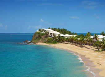 Curtain Bluff, Antigua, Caribbean