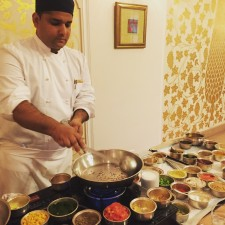 India cooking class