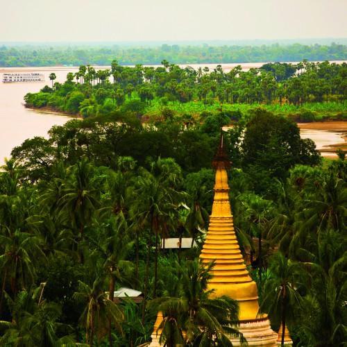 Belmond Orcaella, Burma