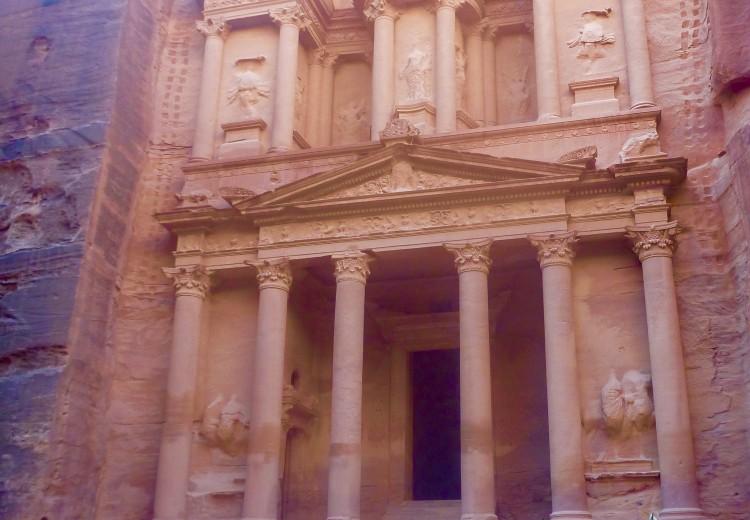 Lost City of Petra, Jordan