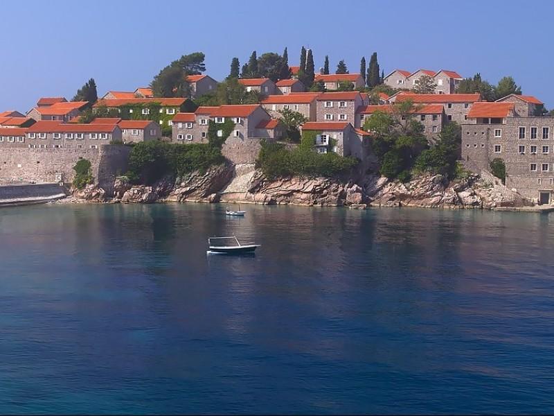 Aman Sveti Stefan, Montenegro