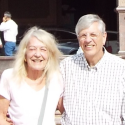 Mr & Mrs Tandy, Abu Dhabi