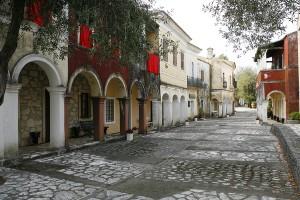 Corfu, Greece, The Durrell's