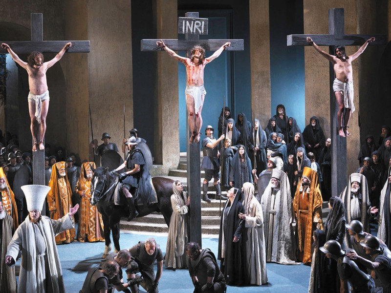 Oberammergau 2020 Passion Play