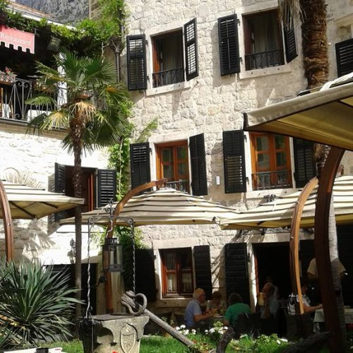 Monte Cristo Hotel - Old City Kotor