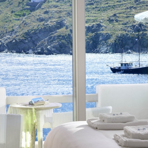Hotel Nissaki Boutique Mykonos Greece