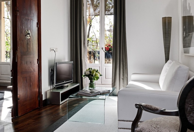 Hospes puerta de alcala rb collection luxury for Hotel regina alcala 19 madrid