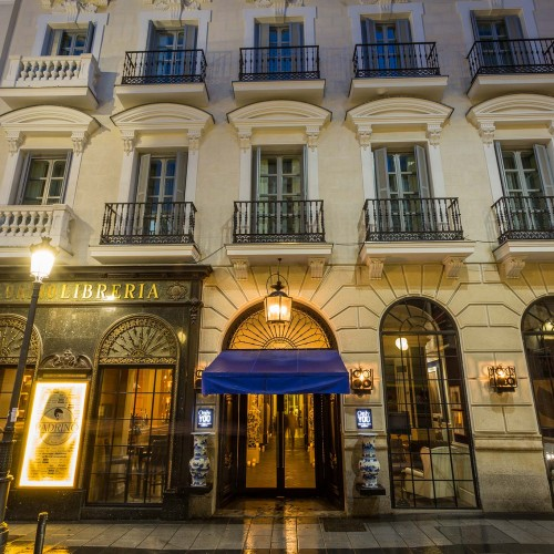 The Only You Boutique hotel, Madrid, spain