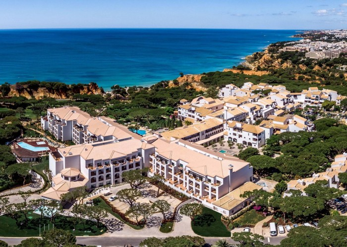 Pine cliff resort, algarve, portugal
