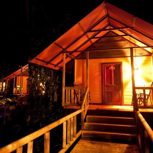 evergreen lodge. tortuguero, costa rica