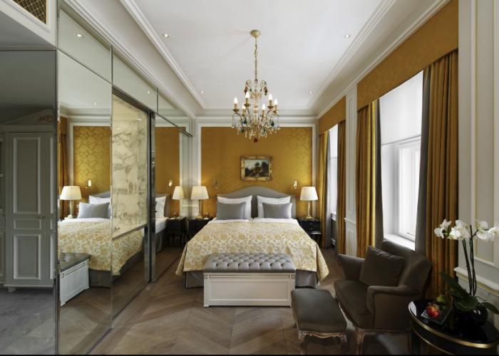 sacher hotel, vienna, austria