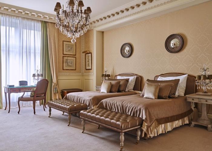 Grand Hotel Wien, Vienna, Austria