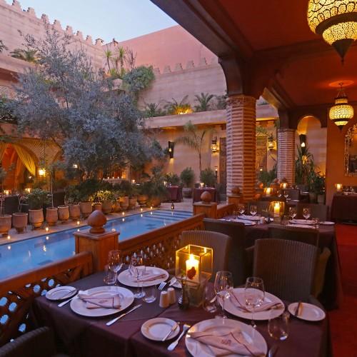 Maison Arabe, Marrakech, Morocco