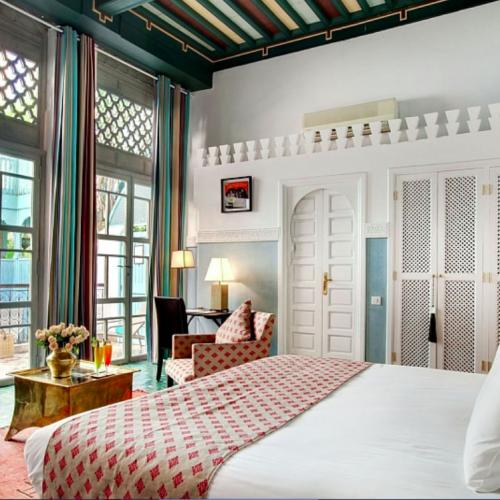 les jardins de la medina, morocco