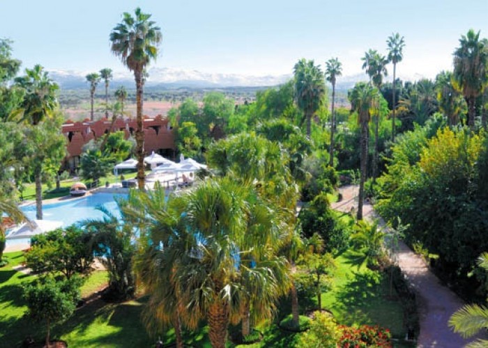 es saadi, marrakech, morocco