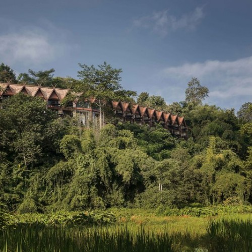 anantara, golden triangle, thailand