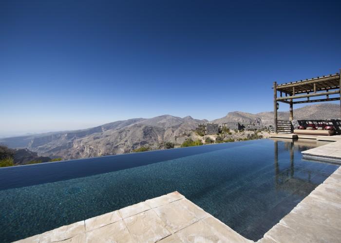 Alila Jabal Akhdar - Accommodation - Villa Jows - Private Pool 01