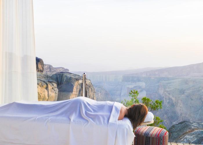 Alila Jabal Akhdar - Spa Alila - New Spa Arbour Treatment 03