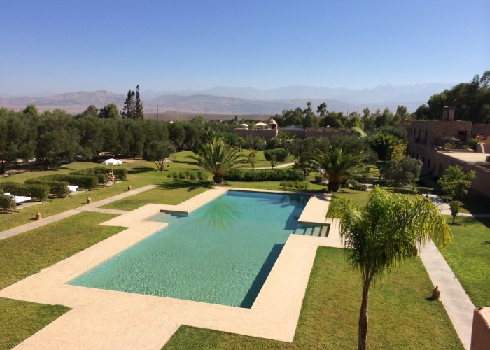 Hotel Capaldi, Atlas Mountains, Marrakech, Morocco