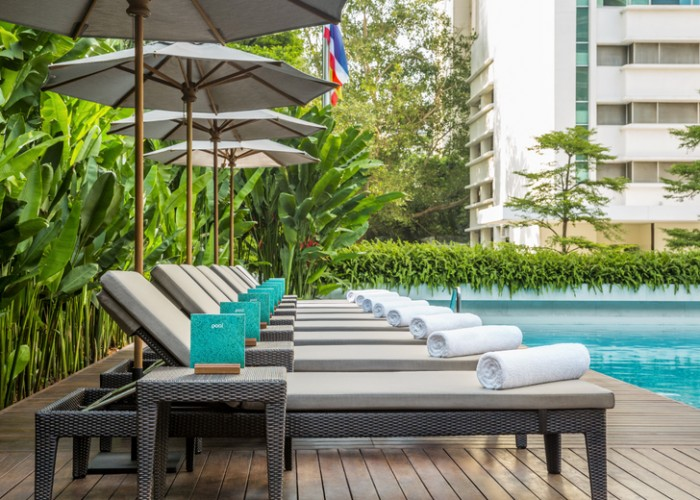 como metropolitan, bangkok, thailand