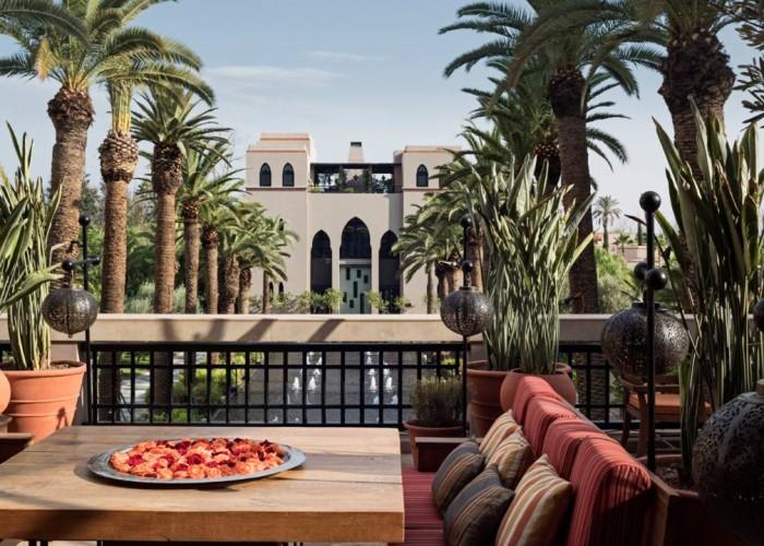 four seasons, marrakech, morocco