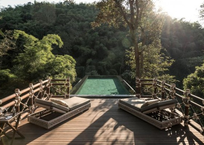 four seasons camp, chiang rai, thailand