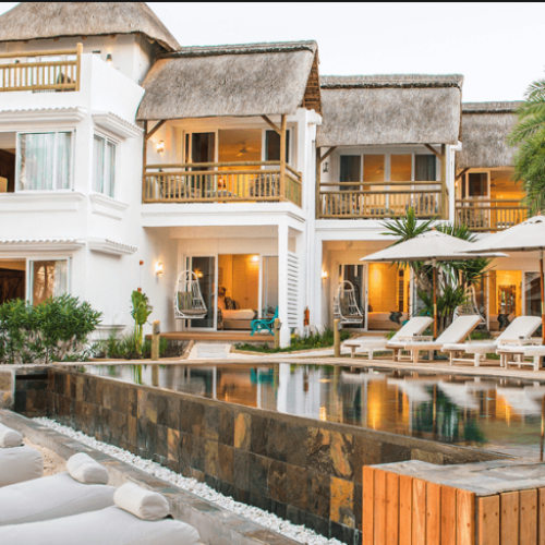 seapoint hotel, Mauritius, indian ocean