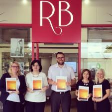 RB Collection Travel Explorer magazine launch