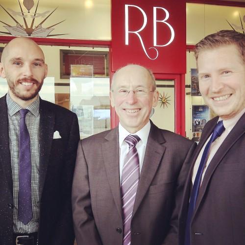 RB Directors Oliver, Alan & Nathan