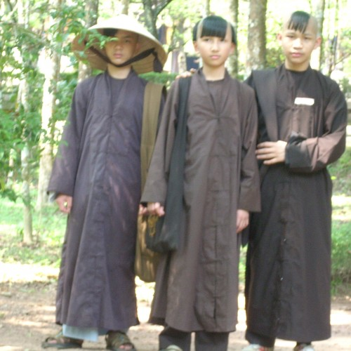Hue - Trainee Monks