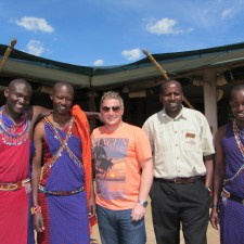 Nathan Kenya Safari
