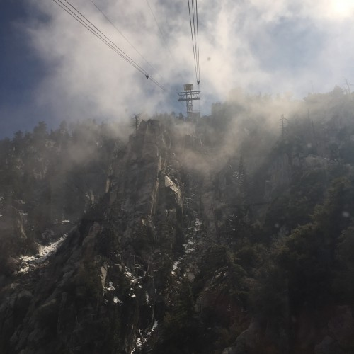 Palm Springs Aerial Tramway, California, USA