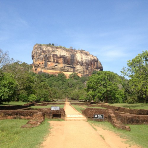 Sigiriya rock fortress (5)